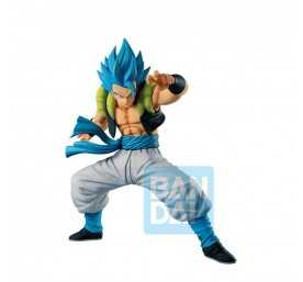 Dragon Ball Super - Ichibansho SSGSS Gogeta (Ultimate Variation) Banpresto Figure