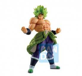Dragon Ball Super - Ichibansho SSJ Broly Full Power (Ultimate Variation) Banpresto Figure