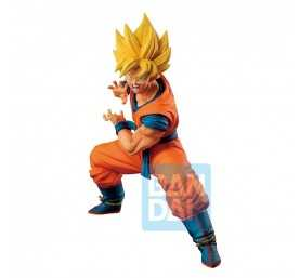 Figure Banpresto Dragon Ball Super - Ichibansho Super Saiyan Son Goku (Ultimate Variation)