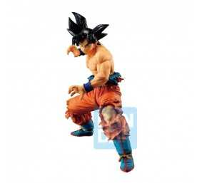 Dragon Ball Super - Ichibansho Son Goku Ultra Instinct Sign (Ultimate Variation) Banpresto Figure