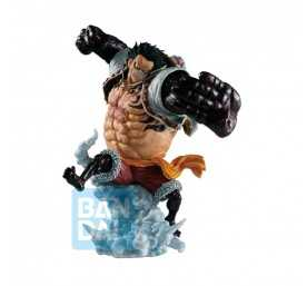 One Piece - Ichibansho Luffy Gear 4 Boundman (Battle Memories) Banpresto Figure