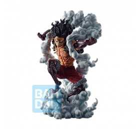 One Piece - Ichibansho Luffy Gear 4 Snakeman (Battle Memories) Banpresto Figure