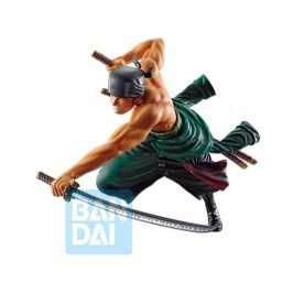 One Piece - Ichibansho Roronoa Zoro (Battle Memories) Banpresto Figure