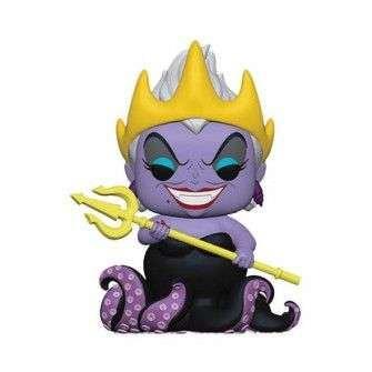 Figura Funko Disney La Sirenita - Super Sized Ursula Special Edition POP!