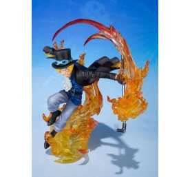 Figurine One Piece - Figuarts ZERO Sabo Fire Fist