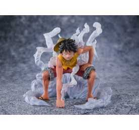 One Piece - Figuarts Zero Monkey D. Luffy (Paramount War) Tamashii Nations figure