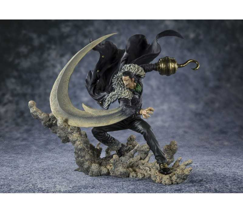 One Piece - Figuarts Zero Sir Crocodile (Paramount War) Tamashii Nations figure
