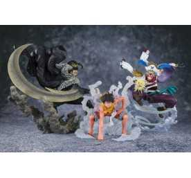 One Piece - Pack 3 Figuarts...