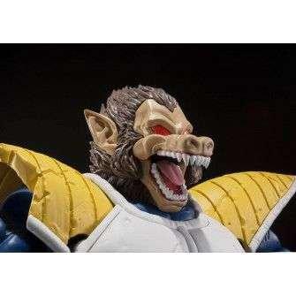 Dragon Ball Z - S.H. Figuarts Great Ape Vegeta Tamashii Web Exclusive Tamashii Nations Figure 5
