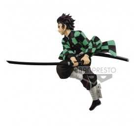 Kimetsu No Yaiba: Demon Slayer - Vibration Stars Tanjiro Kamado Banpresto Figure 2