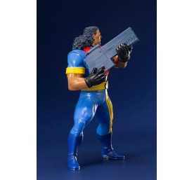 Figurine Marvel Universe - ARTFX Bishop et Tornade (X-Men '92) 5