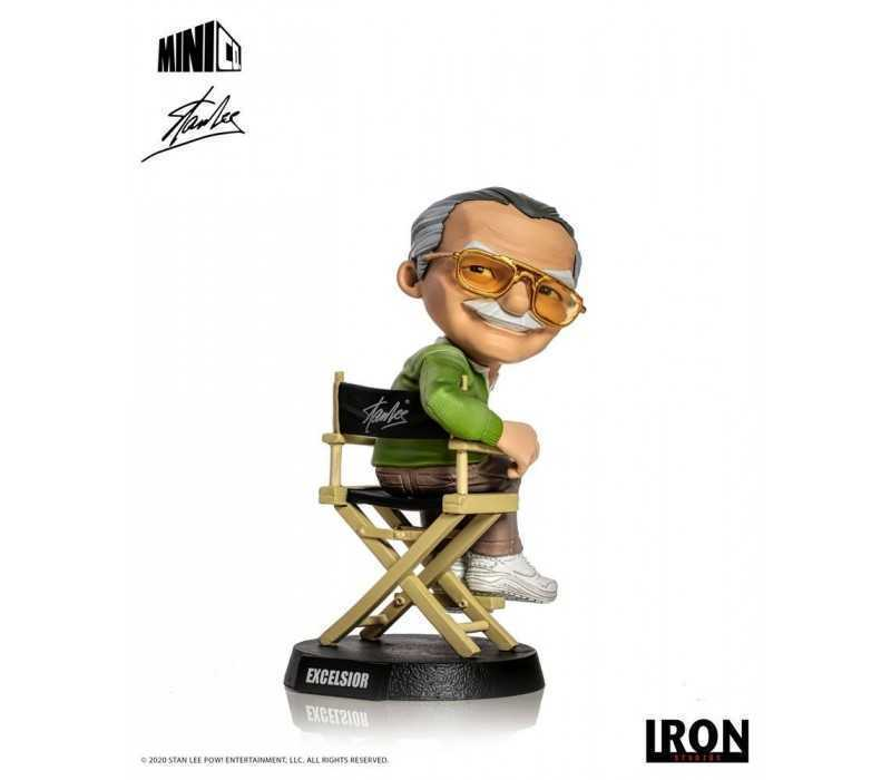 Marvel Comics - Stan Lee Minico Iron Studios Figure