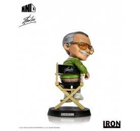 Marvel Comics - Stan Lee Minico Iron Studios Figure 2