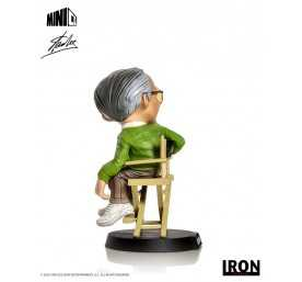 Marvel Comics - Stan Lee Minico Iron Studios Figure 3