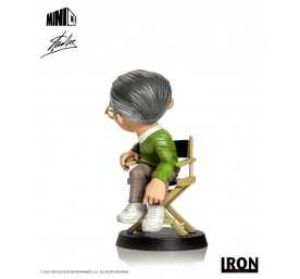 Marvel Comics - Stan Lee Minico Iron Studios Figure 4