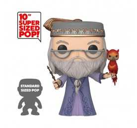 Figurine Funko Harry Potter - Super Sized Dumbledore Special Edition POP!