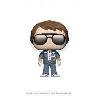 Figura Funko Regreso al futuro - Marty con Gafas de Sol POP!