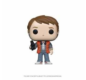 Back to the Future - Marty with red jacket POP! Funko figure