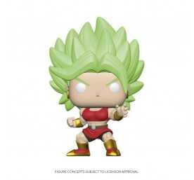 Figurine Funko Dragon Ball Super - Super Saiyan Kale POP!