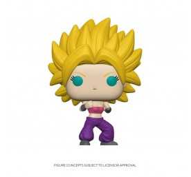 Figurine Funko Dragon Ball Super - Super Saiyan Caulifla POP!