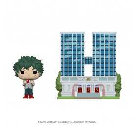 My Hero Academia - U.A. High School and Deku in Uniform POP! Funko figure