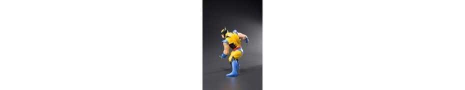 Figurine Marvel Universe - ARTFX Wolverine et Jubilee (X-Men '92) 4