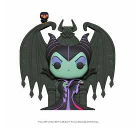 Disney Maleficent - Maleficent on throne Deluxe POP! Funko figure
