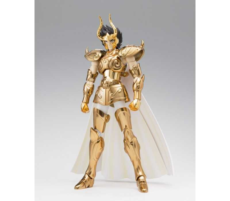 Myth Cloth EX Carpricorn God Shura Figurine Saint Seiya Soul of Gold