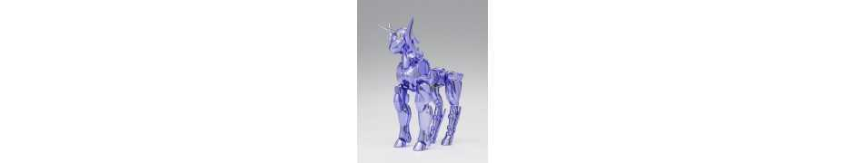 Saint Seiya - Myth Cloth Unicorn Jabu Revival Tamashii Nations figure 3