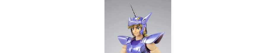 Saint Seiya - Myth Cloth Unicorn Jabu Revival Tamashii Nations figure 8