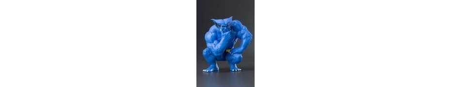 Figurine Marvel Universe - ARTFX Cyclops et le Fauve (X-Men '92) 6