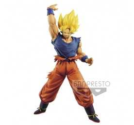 Figurine Banpresto Dragon Ball Z - Maximatic The Son Goku IV