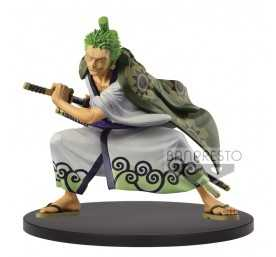 One Piece - King of Artist Wano Kuni Roronoa Zoro Banpresto Figure