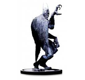 Figurine DC Direct DC Comics - Batman Black & White Batmonster by Greg Capullo