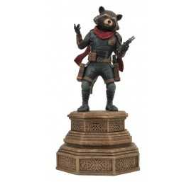 Figurine Diamond Select Marvel Avengers Endgame - Marvel Gallery Rocket Raccoon