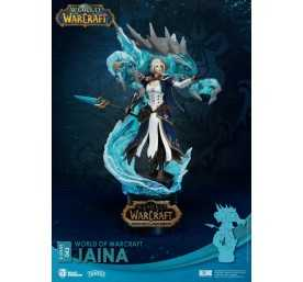 World Of Warcraft - D-Stage Jaina Beast Kingdom Figure