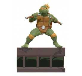 Figurine PC Collectibles Les Tortues Ninja (Teenage Mutant Ninja Turtles) - Michelangelo