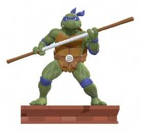 Figurine Pop Culture Shock Les Tortues Ninja (Teenage Mutant Ninja Turtles) - Donatello