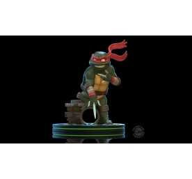 Figurine Quantum Mechanix Les Tortues Ninja (Teenage Mutant Ninja Turtles) - Q-Fig Raphael