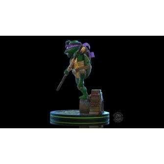 Figurine Quantum Mechanix Les Tortues Ninja (Teenage Mutant Ninja Turtles) - Q-Fig Donatello 5