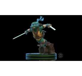 Figurine Quantum Mechanix Les Tortues Ninja (Teenage Mutant Ninja Turtles) - Q-Fig Leonardo