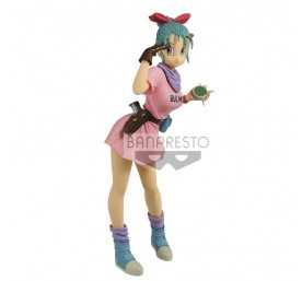 Figurine Banpresto Dragon Ball - Glitter & Glamours III Bulma Version A