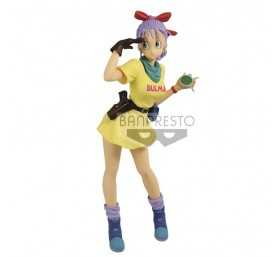 Figurine Banpresto Dragon Ball - Glitter & Glamours III Bulma Version B