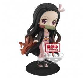 Kimetsu No Yaiba: Demon Slayer - Q Posket Nezuko Kamado Version Banpresto figure