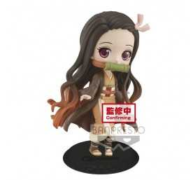 Kimetsu No Yaiba: Demon Slayer - Q Posket Nezuko Kamado Version B Banpresto figure