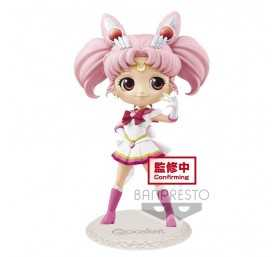 Sailor Moon - Q Posket Super Sailor Chibi Moon Version A Banpresto figure