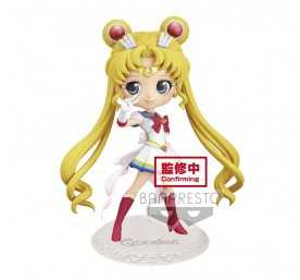 Sailor Moon Eternal - Q Posket Sailor Moon Version A Banpresto figure