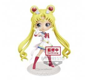 Sailor Moon Eternal - Q Posket Sailor Moon Version B Banpresto figure