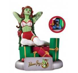 Figurine DC Direct DC Comics - DC Bombshells Poison Ivy Holiday Variant