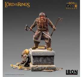 The Lord of the Rings - BDS Art Scale 1/10 Gimli Iron Studios figure